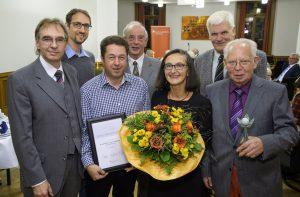 Landkreis Lüneburg Landkreishaus Freyja-Scholing-Preisverleihung